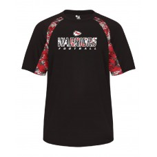 Warriors SS Digital Camo T-Shirt