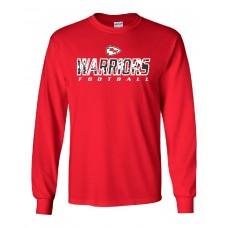 Warriors Long Sleeve T-Shirt