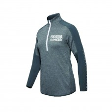 Eddystone Under Armour Women's Qualifier 1/2 Zip