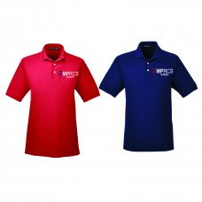 MPRCS STAFF Mens Polo