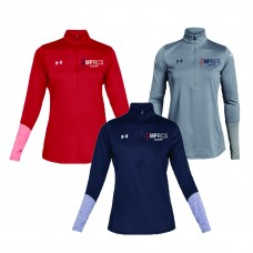 MPRCS STAFF Ladies UA Locker 1/4 Zip