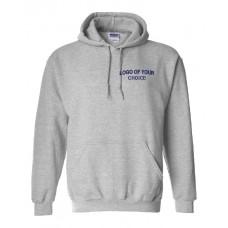 -Hooded Sweat Shirt