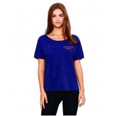 -Ladies Slouchy T-Shirt