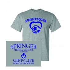 Springer Soccer Cares T-Shirt